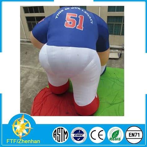 inflatable football playerinflatable figuresinflatable football helmets