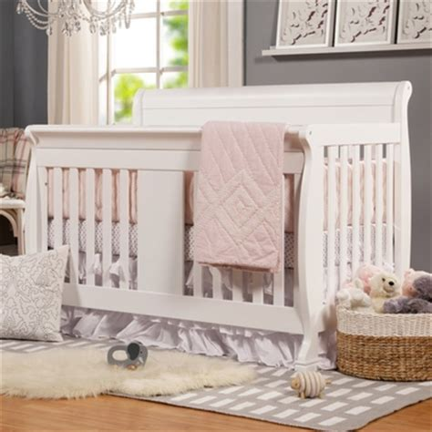 Davinci Porter 4 In 1 Convertible Crib White Davinci Porter 4 In1 Convertible Crib In White M8501w Free Shipping