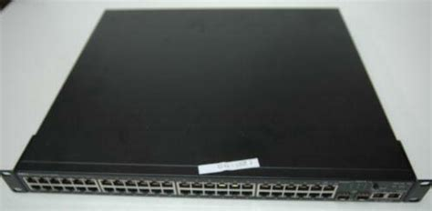 Switch Dell Networking 3548p dell 3548p network switches ebay