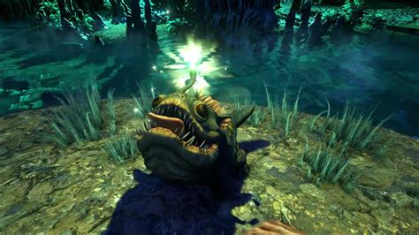 ark survival evolved aberration dlc guide   tame
