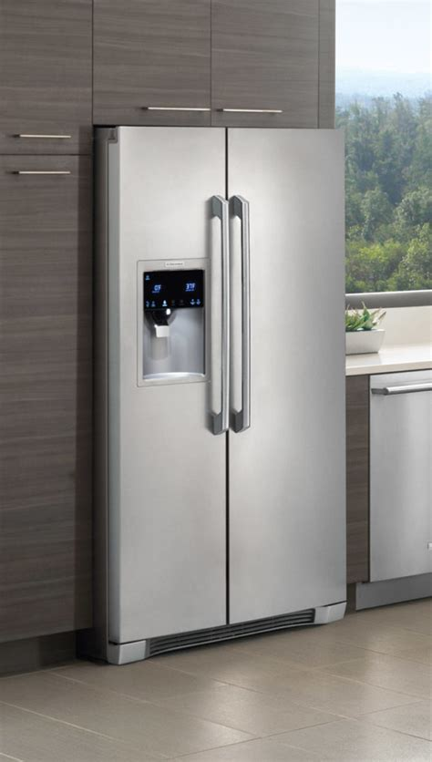 kitchenaid built in refrigerators counter depth