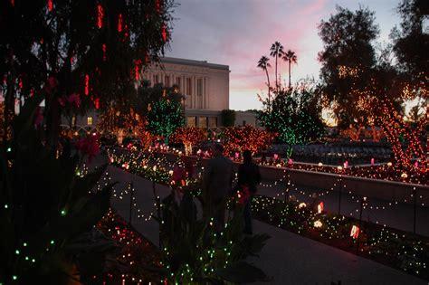 downtown mesa christmas lights christmas lights photos christmas lights on the mesa