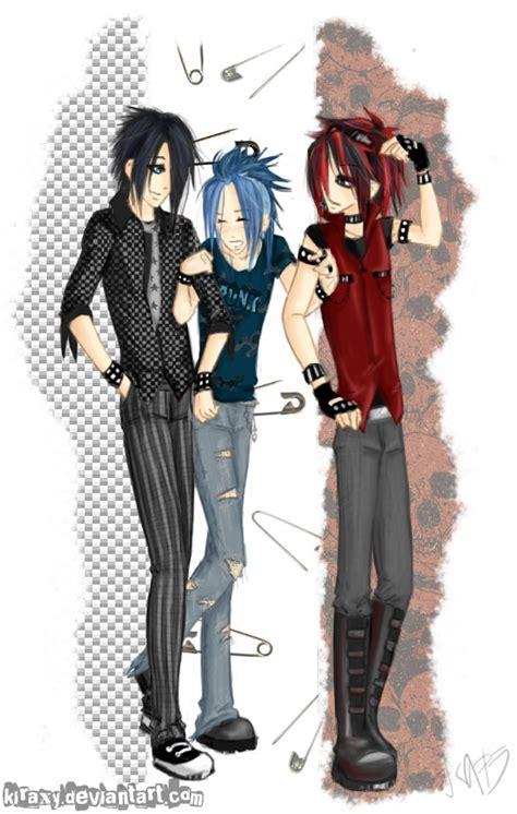 imagenes emo punk rock emo punk j rock by kiraxy on deviantart