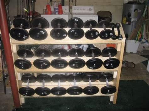dumbbell rack bodybuilding forums home