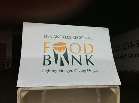 Food Pantry Los Angeles by Los Angeles Food Bank Food Banks 1518 W 7th St