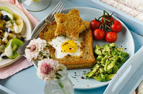 star egg toast mother s day breakfast in bed tesco real food