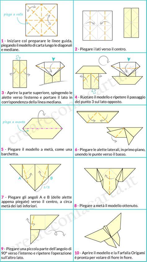tutorial origami farfalla origami farfalla per la primavera in arrivo scopri come