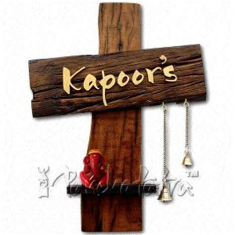 buy decorative creative nameplate design with 3 names buy home decor items designer nameplate corporate gifts