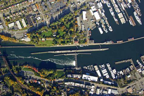 boat slips for rent lake union lake union lock in seattle wa united states lock