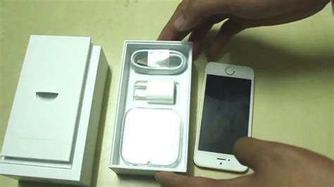 Iphone 5s Certified Pre Owned Iphone 5s Whitebox Globe Certified Pre Owned Unboxing And Review