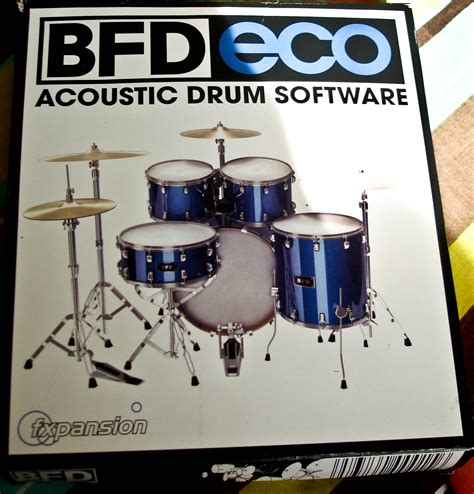 Fxpansion Bfd Kit 1 bfd eco fxpansion bfd eco audiofanzine