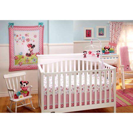 disney baby bedding sweet minnie mouse 3 crib
