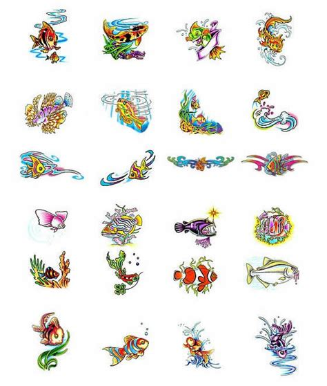 fish tattoos what do they mean fish tattoo designs