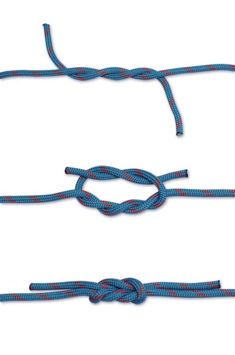 How To Tie Macrame Knots - best 25 tying knots ideas on