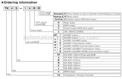 Autonics Temepratur Controller Tzn4h 14s autonics temperature controller tk4s 14rn pid temperature