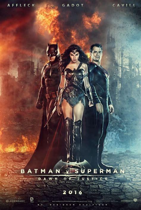 fantasy film vs cellophane movie and comic book fantasy art batman v superman dawn