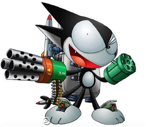 film animasi robot jepang karakter karakter kucing dalam film film kartun terkenal