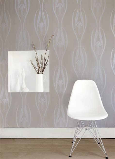 tempaper removable wallpaper tempaper etta pearl wallpaper by couture deco