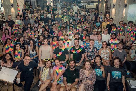 canva office sydney canva latest startup unicorn from australia after us 40m round