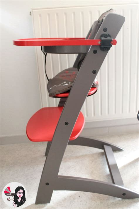 notre nouvelle chaise haute sign 233 e badabulle maman chou