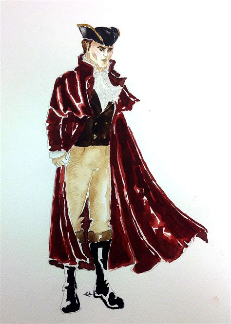 Create Your House leonard choo costume design and production the highwayman