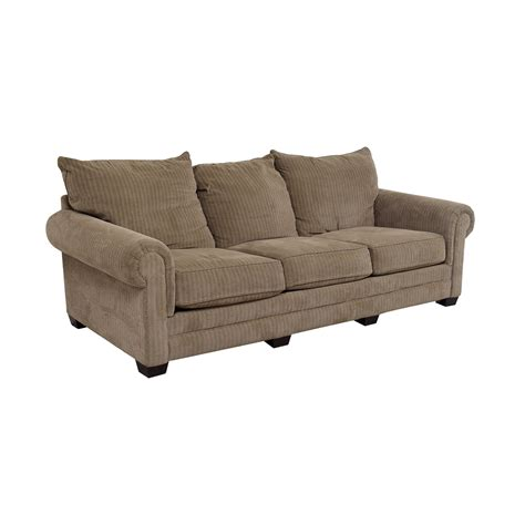 selling second hand sofas 48 off tan three cushion couch sofas
