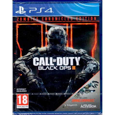 Ps4 Call Of Duty Black Ops Iii ps4 call of duty black ops iii zombies chronicles