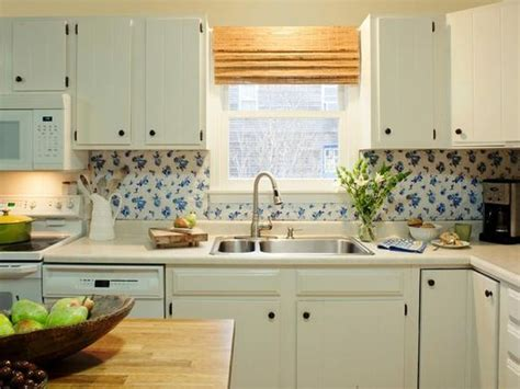 budget backsplash project vintage vinyl pinterest
