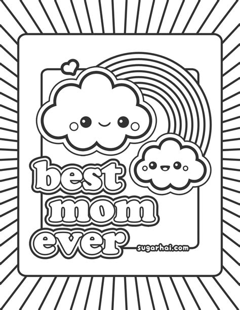 coloring pages for your mom i love you mom coloring pages womanmate com