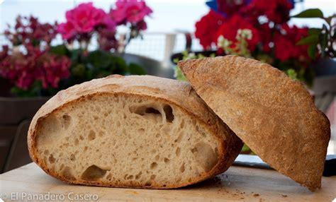 pan de pueblo recetas hogaza de pan de pueblo resultado del curso con ib 225 n yarza el panadero casero