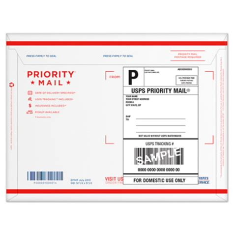 How Much To Send A Letter Priority Mail