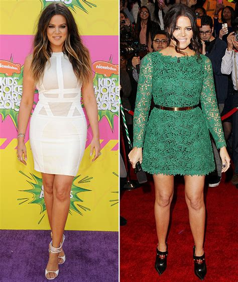 k weight loss khloe amazing 25lb weight loss fit with fallon