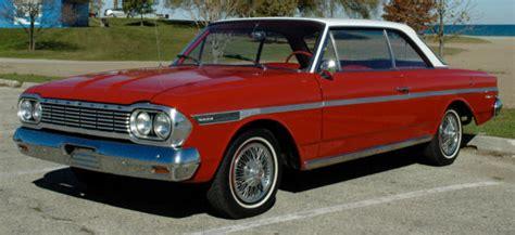 rambler car for sale 1964 amc rambler 770 2 door south dakota car amc