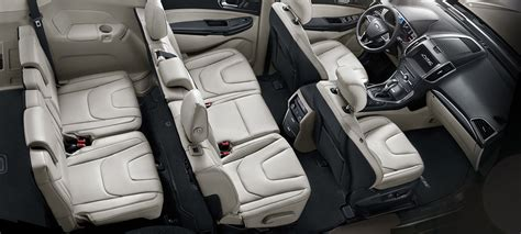Orlando Upholstery 2015 Ford Edge 7 Seater Goes On Sale From May China