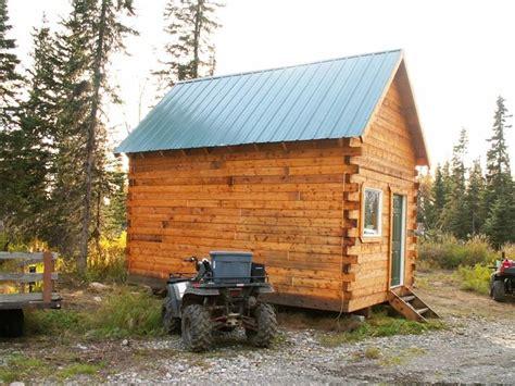 alaska cabin simple on