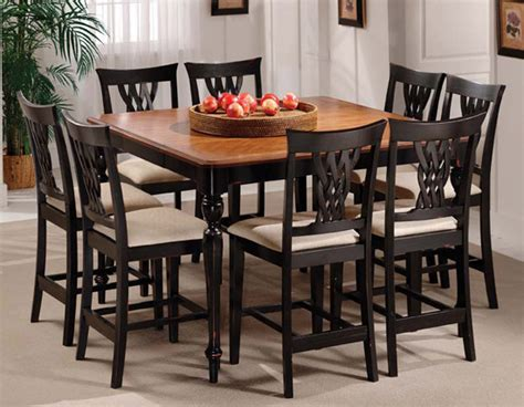 tall dining room table dining room table furniture home design ideas tags