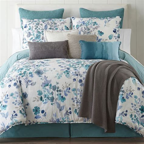 jc penny beds jcpenney home clarissa 4 pc reversible comforter set