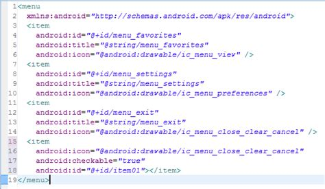 auto formatting android xml files with eclipse - Android Xml