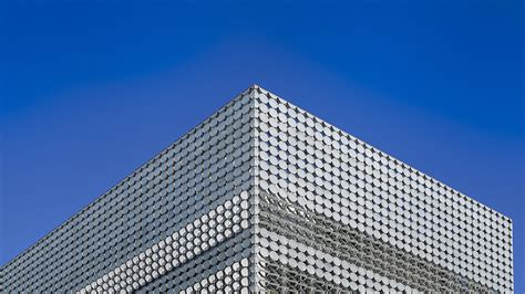 building pattern photography architecture photography of rmit design hub through vin