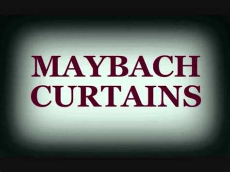maybach curtains meek mill meek mill ft nas john legend rick ross maybach
