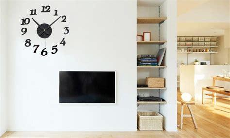 Jam Dinding Diy 30 50cm 40069 diy wall clock 30 50cm diameter elet00666 jam dinding
