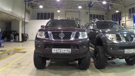 lifted nissan pathfinder quot nissan pathfinder lifted 27cm and nissan navara lifted