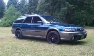 99 Subaru Legacy Outback Cc Outtake 1999 Subaru Legacy Outback Sus Limited 30th