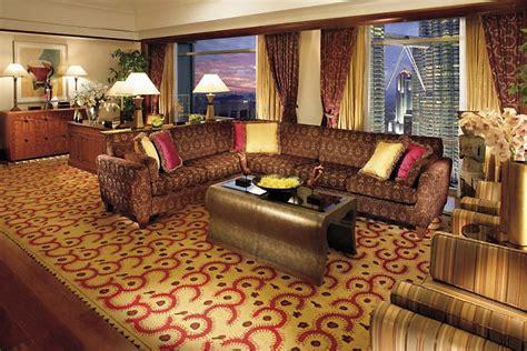 livingroom club クラブ スイート マンダリン オリエンタル ホテル クアラルンプール