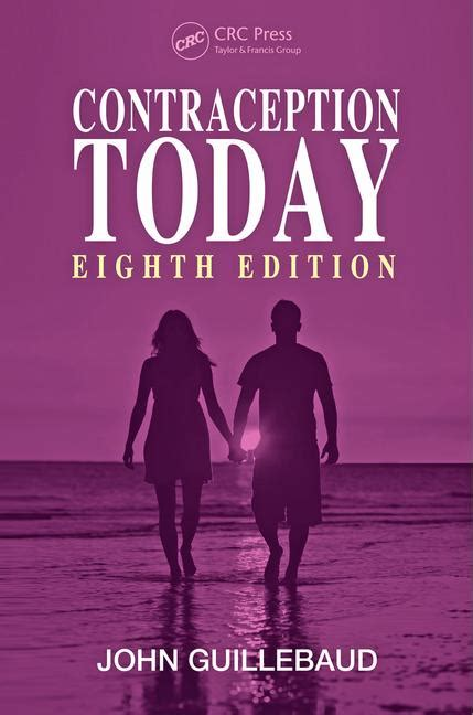 contraception today eighth edition crc press book