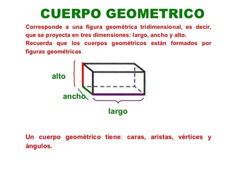 figuras geometricas una por una 225 reas y volumenes de cuerpos del espacio