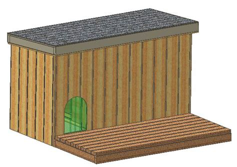 large dog house plans with porch dog house plans 15 total large dog with covered porch plans