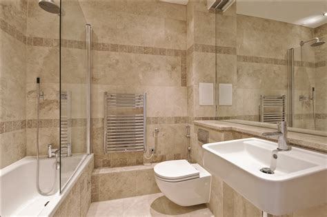 Pictures Of Tiled Bathrooms For Ideas Travertine Tile Bathroom Ideas Decor Ideasdecor Ideas