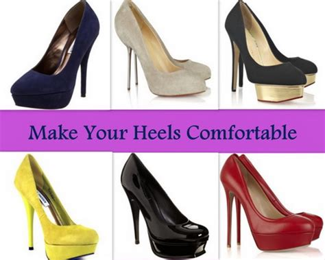 how to make high heel shoes comfortable comfortable high heel shoes