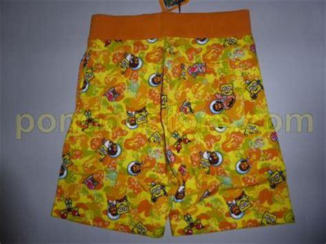 Kaos T Shirt Bape X Spongebob Yellow a bathing ape bape x spongebob camo sweat shorts yellow